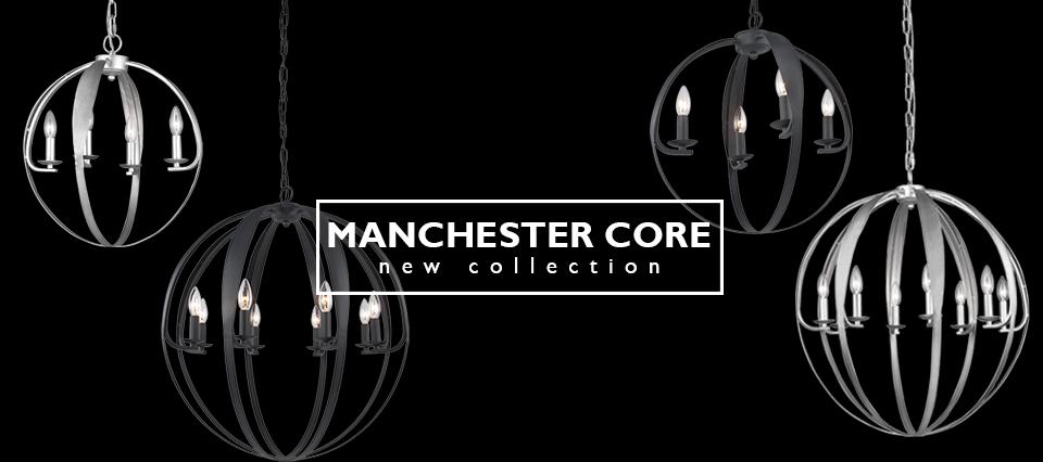 Manchester Core Pendant